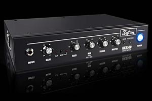 Kustom Unveils KXB500 Bass Amplifier