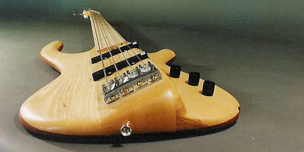 Bass of the Week: Little Guitar Works Torzal Standard