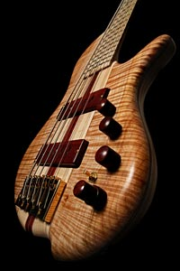 Custom Shop: May Custom Basses