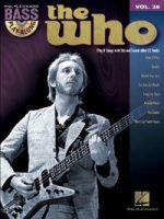 The Who: Bass Play-Along Volume 28