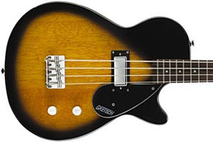 Gretsch Revamps Electromatic Junior Jet Basses