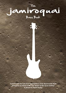 The Jamiroquai Bass Book Released Worldwide