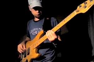 Smooth Funk Bass Jam