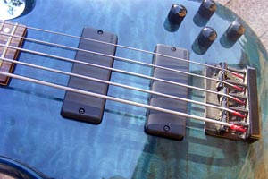 Reed James Custom Pickups Introduces RJE NEO Neodymium Bass Pickups