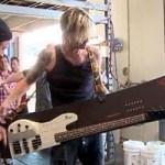 Signal Snowboards' Duff McKagan Fender Snowboard Bass