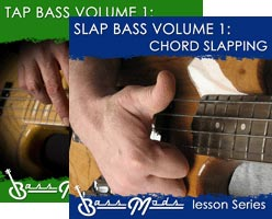 Robert Lemas Releases Tap and Slap Bass Instructional DVDs