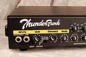 Thunderfunk Introduces TFB800-B2 Bass Amp