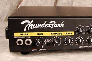 Thunderfunk Introduces TFB800-B2 Bass Amp