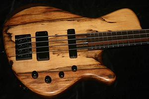 AC Guitars Introduces Tefano SS Short Scale Bass