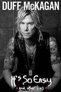 Duff McKagan Releases Memoir, Announces Book Signing Tour