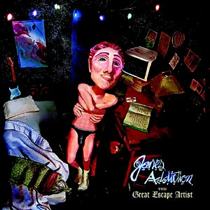 """Jane's Addiction Releases """"The Great Escape Artist"""""""