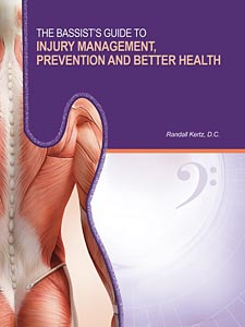 Randall Kertz Releases New Edition of The Bassist's Guide to Injury Management, Prevention and Better Health