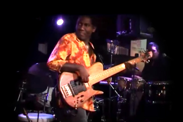 Richard Bona: Liberty City / Black Market – Live