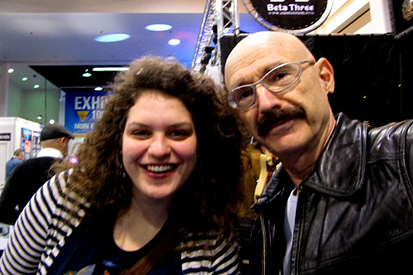 Two of a Perfect Pair: An Interview with Tony Levin and Julie Slick