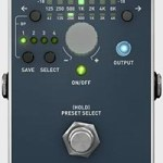 Source Audio Releases Compact Programmable EQ Pedal