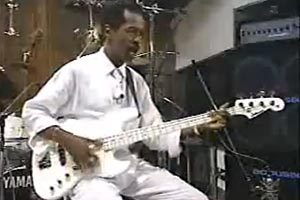 Larry Graham: Super Slapping Bass Pedal Demos