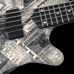 Bass of the Week: Mayones Elegance 5 Paper