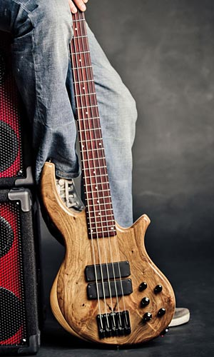 Overwater Basses: Scott Devine Signature Series Bass