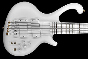 "Jens Ritter Unveils LaMarquis Jefferson Signature Bass, ""The Bone"""