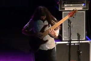 "Simon Fitzpatrick: Emerson Lake & Palmer's ""Take a Pebble"" for Solo Bass"