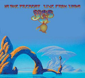 "Yes Releases ""In the Present – Live From Lyon"""