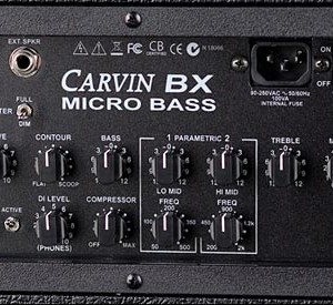 Carvin Introduces MB210 Combo Bass Amp