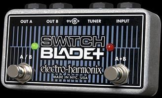 Electro-Harmonix Switchblade+ Channel Selector