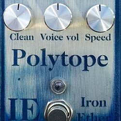 Iron Ether Debuts Polytope Pedal