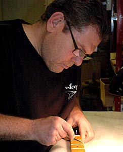 Custom Shop: An Interview with Mike Lull