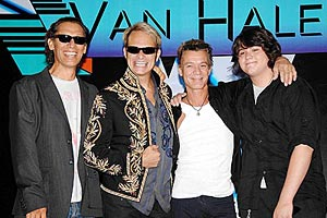 Van Halen to Tour, Release New Album in 2012