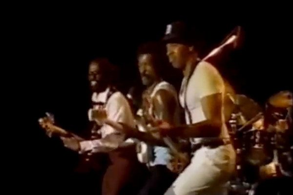 The Crusaders, with Stanley Clarke and Larry Graham: Put It Where You Want It, Live (1983)