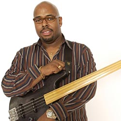 Christian McBride - electric bass