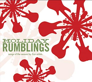 Zon Guitars: Holiday Rumblings