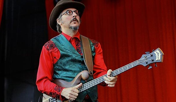 2013 Reader Favorite Bassists – #8: Les Claypool