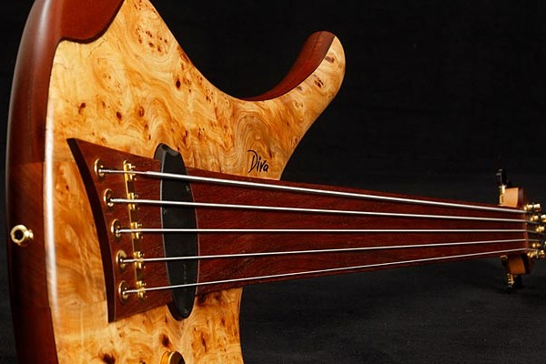 Bass of the Week: Marleaux Diva