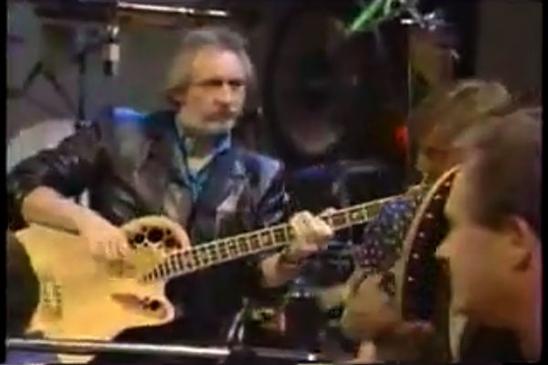 """Roger Daltrey, John Entwistle & The Chieftains: """"Behind Blue Eyes"""", Live at Carnegie Hall (1994)"""