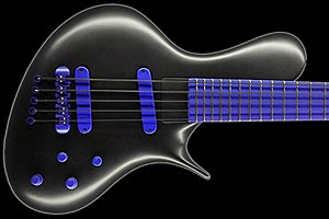 Ritter Instruments Introduces R8-Singlecut Bass