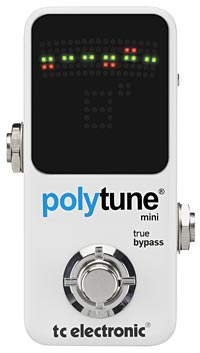 TC Electronic Announces the Polytune Mini