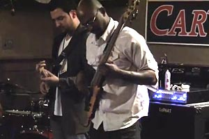 Anthony Crawford: Solo from Bass Bash 2012