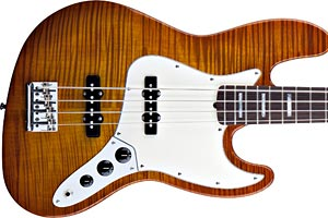 "Fender Announces ""Select"" Series, Including New Precision and Jazz Bass Models"