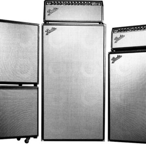 Fender Introduces New Bassman Pro Series Heads and Cabinets
