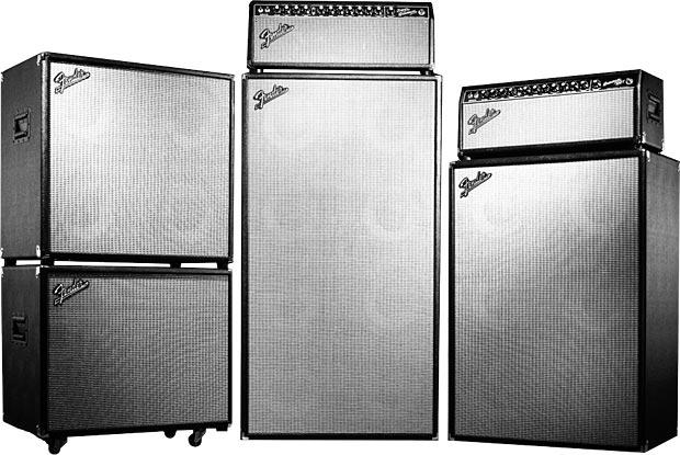 Fender Bassman Pro Series