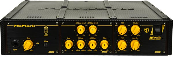 Markbass Unveils New Bass Amps at NAMM