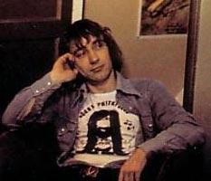 Pete Stevens in 1977