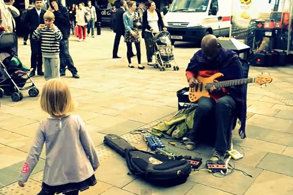 Ojay: Street Performance Awesomeness