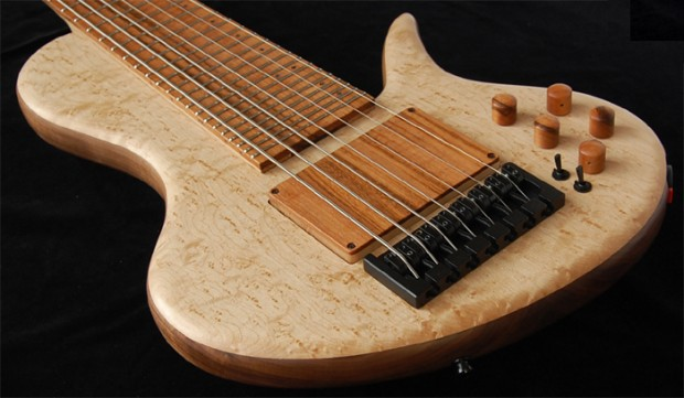 Adamovic Eric Czar Signature 7 Bass