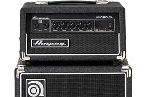 Ampeg Releases Micro-CL Stack