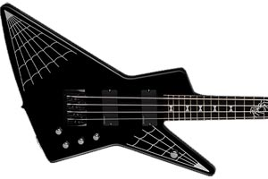 Dean Guitars Puts John Entwistle Spider Signature Bass Into Production