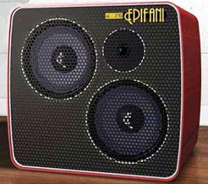 Epifani AL 210 Combo Bass Amp