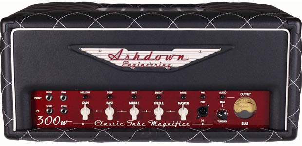 Ashdown Classic Tube Magnifier All Tube Bass Amp